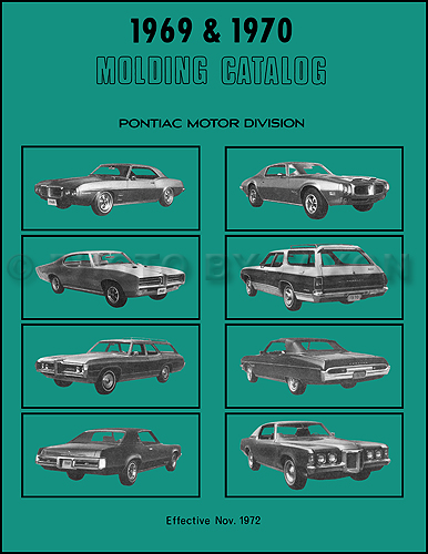 1969 70PontiacMoldingFALRPB 1969 pontiac firebird & trans am wiring diagram manual reprint 1969 pontiac firebird wiring diagram at readyjetset.co