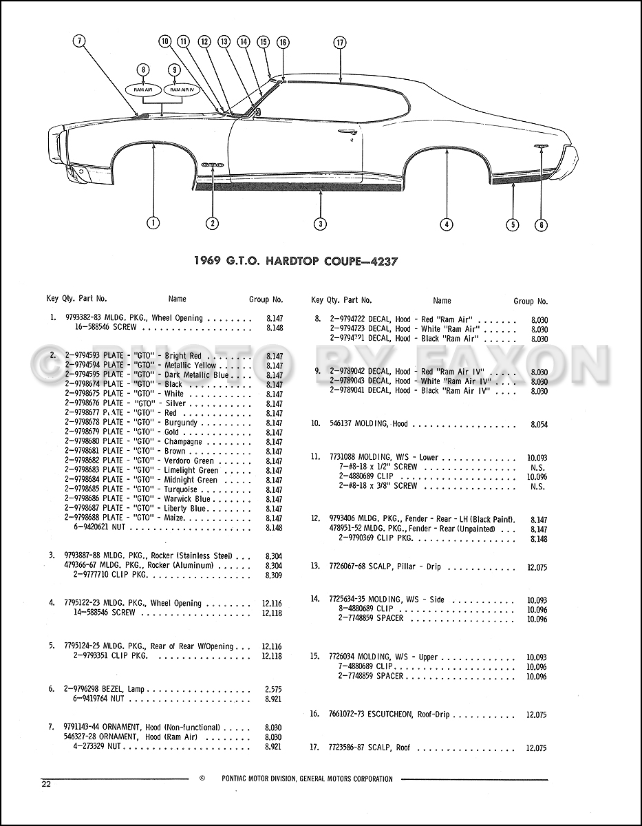 1969 Pontiac Engine Diagram Trusted Wiring Diagrams Body Parts Search For U2022 1977 400