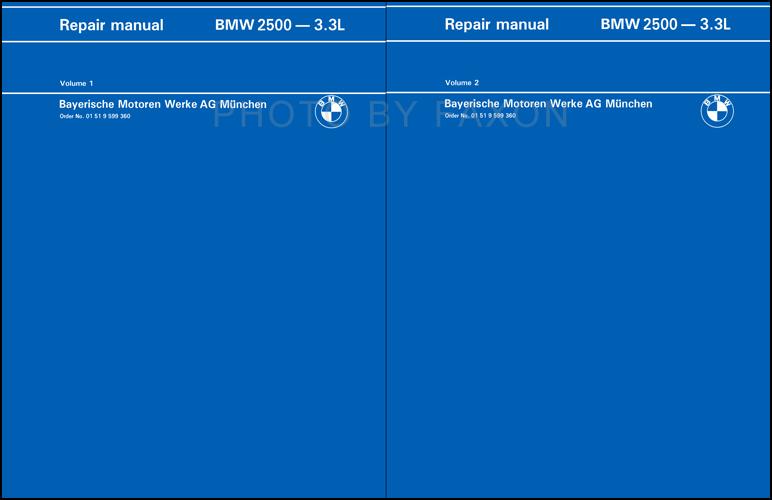 1969 1976 bmw 2500 2800 3 0 cs i bavaria repair shop manual reprint 2004 BMW X5 Wiring Diagrams 1969 1976 bmw 2500 2800 3 0 cs i bavaria repair shop manual reprint 3 0s 3 0 cs 3 0csi 3 0csl 3 0si