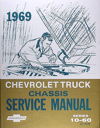 1969 chevrolet pickup  blazer and suburban wiring diagram