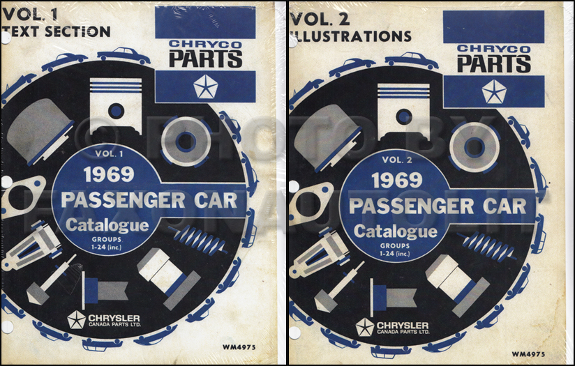 1969 Dodge Coronet And Super Bee Engine Equipment Assembly Manual