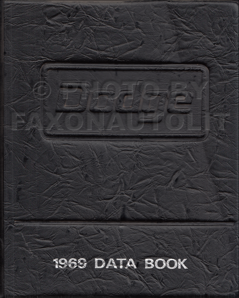Car Data Book