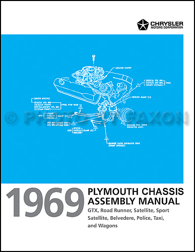 1969PlymouthSatelliteRCAM 1969 plymouth chassis assembly manual satellite gtx road runner 1969 plymouth satellite wiring diagram at n-0.co
