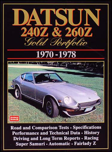 1970 1978 Datsun Nissan 240z 260z 280z Repair | Autos Post