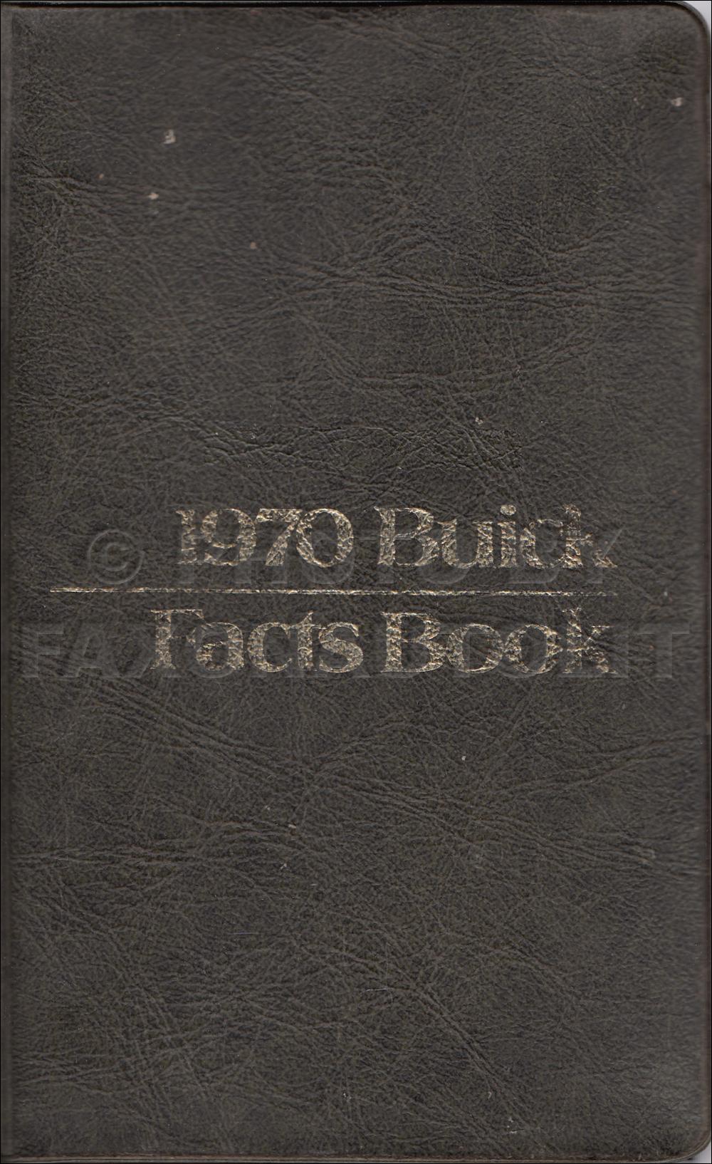 Search 1968 1969 70 71 72 Buick Skylark Gs Gsx Electra Lesabre Wiring 1970 Facts Book Original