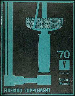 1969 pontiac firebird trans am wiring diagram manual reprint