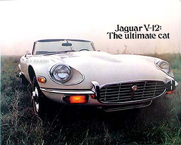 1971 1974 jaguar e type series iii v12 parts manuals amp service repair