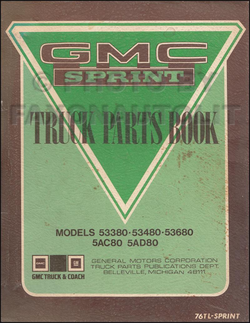 1976 chevy el camino gmc sprint wiring diagram original
