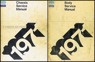 chrysler factory service manual