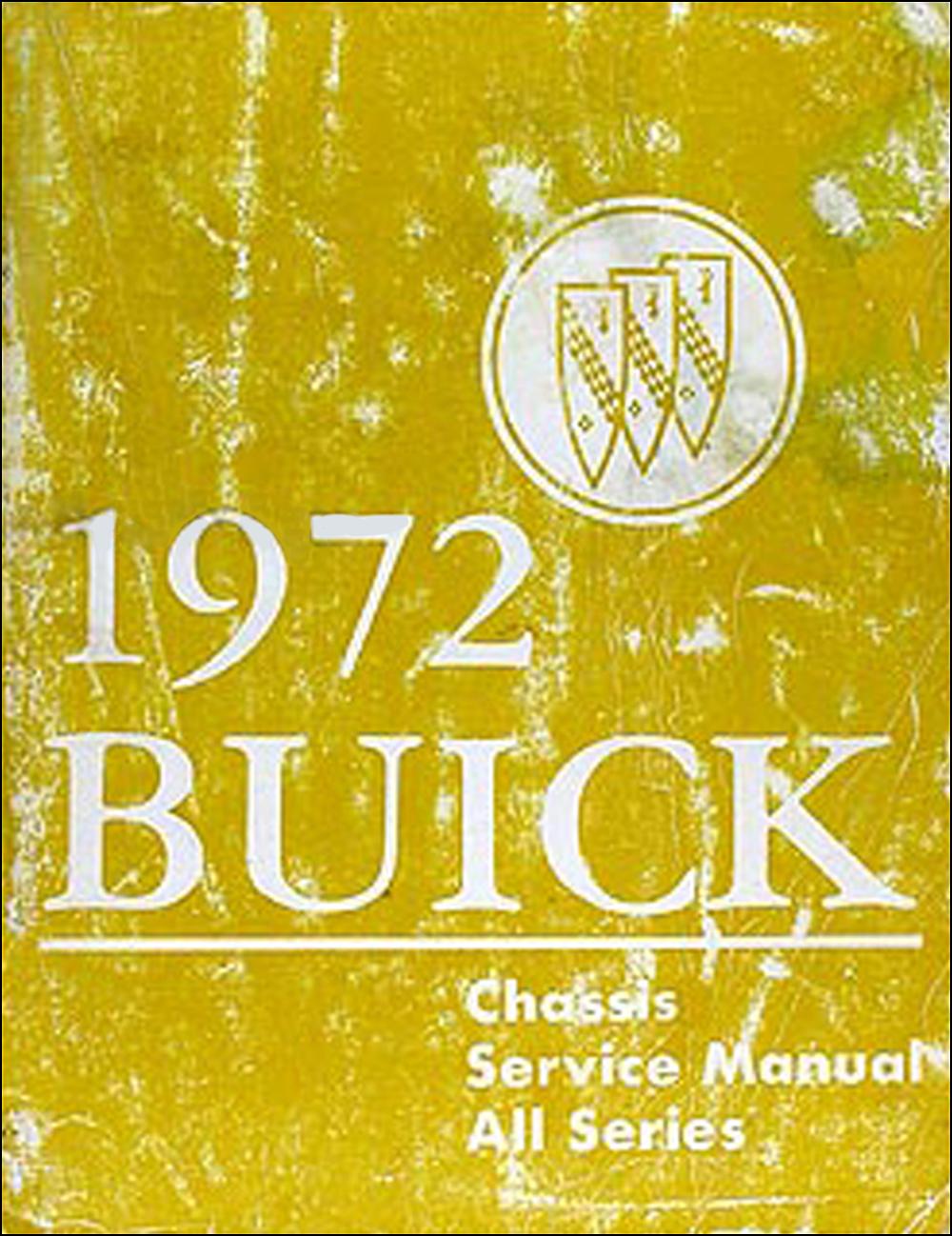 Search 1968 1969 70 71 72 Buick Skylark Gs Gsx Electra Lesabre Wiring 1972 Shop Manual Original Riviera