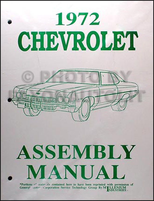 1972 chevy car wiring diagram reprint impala caprice bel air biscayne rh faxonautoliterature com 1970 Biscayne 1975 Chevrolet Brookwood