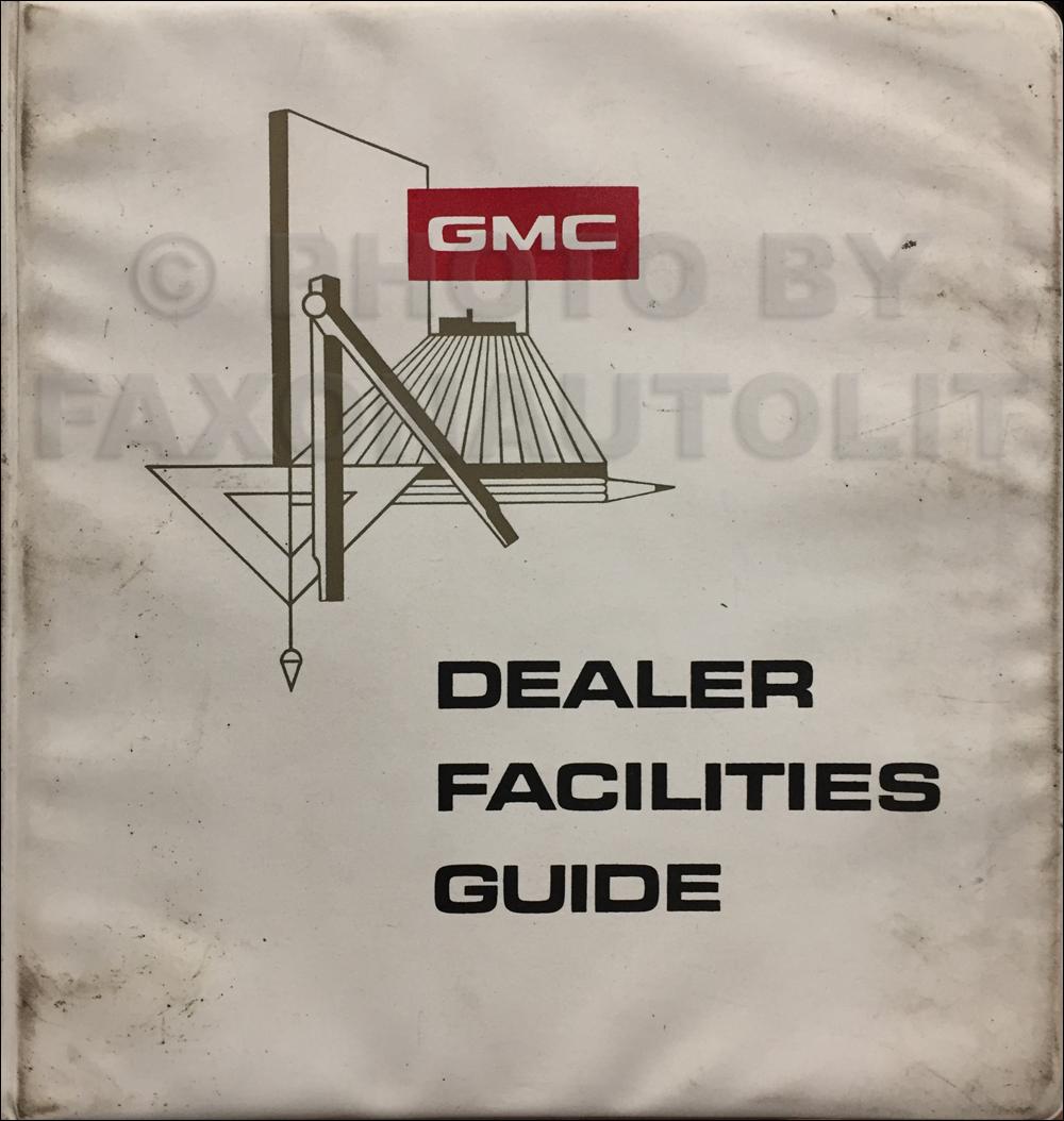 1975 GMC 1500-3500 Truck Repair Shop Manual Supp Pickup ...