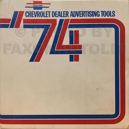 1974 Chevrolet Pickup  Blazer  Van   U0026 Suburban Repair Shop
