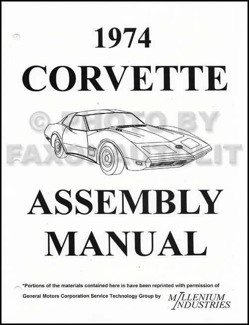 1979 corvette assembly instruction manual pdf ponac 2012 Corvette 1980 corvette assembly manual pdf