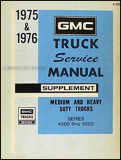 mid 1975 gmc chevy 9000 9500 tandem conventional wiring. Black Bedroom Furniture Sets. Home Design Ideas