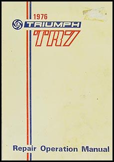 1975 76TriumphTR7ORM 1975 1976 triumph tr7 air conditioning repair shop manual supp 1980 triumph tr7 wiring diagram at crackthecode.co