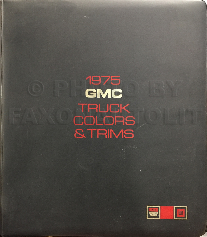 1975 Gmc 1500