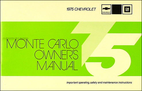 1974 1975 chevy cd rom shop  overhaul and body manuals