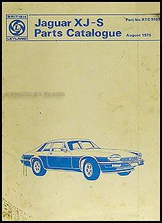 1976 1977 jaguar xj s parts book original rh faxonautoliterature com 1988 jaguar xjs repair manual jaguar xjs repair manual pdf