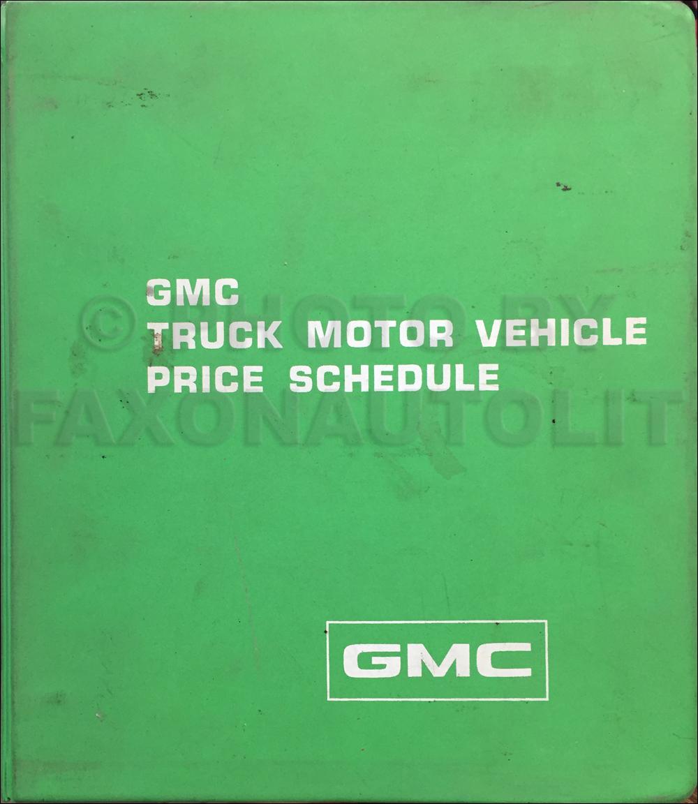 1976 Gmc Truck 1500