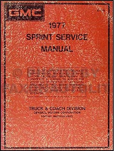 1977 Chevy El Camino Gmc Sprint Wiring Diagram Original