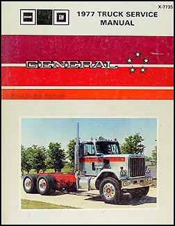 1977 gmc general repair shop manual original 9005 9502 m n rh faxonautoliterature com 1981 Chevrolet 1982 Chevrolet