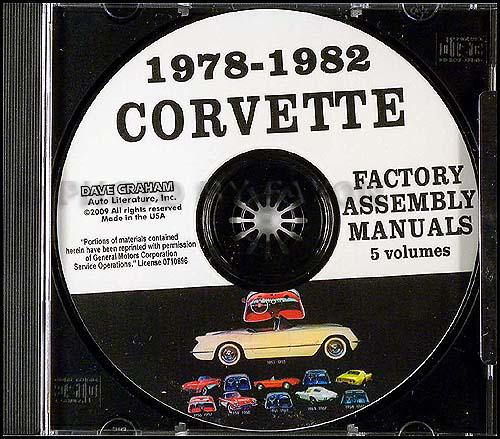 1978 Chevy Repair Shop Manual Original Camaro Chevelle El Camino Monte Carlo Nova Corvette