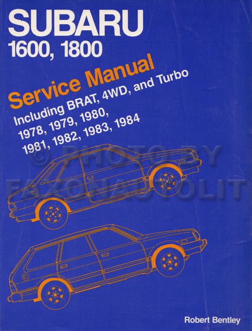 1979 subaru brat wiring diagram