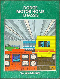 1978DodgeMotorHomeORM 1978 1982 dodge motor home repair shop manual original m300 m400 1978 dodge motorhome wiring diagram at bayanpartner.co