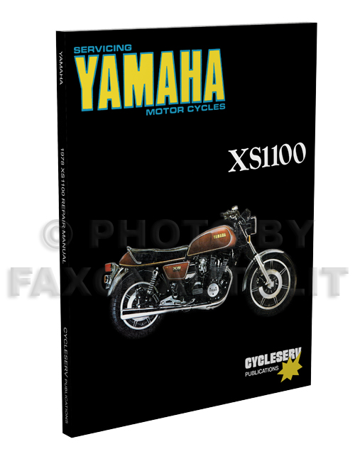 yamaha tt500 and xt500 motorcycle repair shop manual enduro