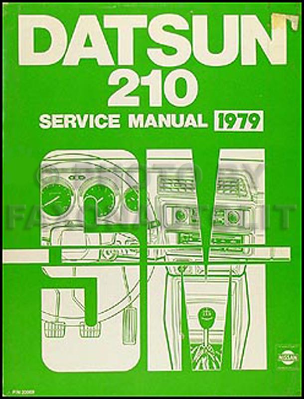 1979Datsun210ORM 1979 datsun 210 repair shop manual original datsun 210 wiring diagram at bayanpartner.co