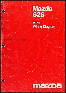 1979 mazda 626 wiring diagram original suzuki x90 wiring diagram mazda 626 wiring diagrams #7