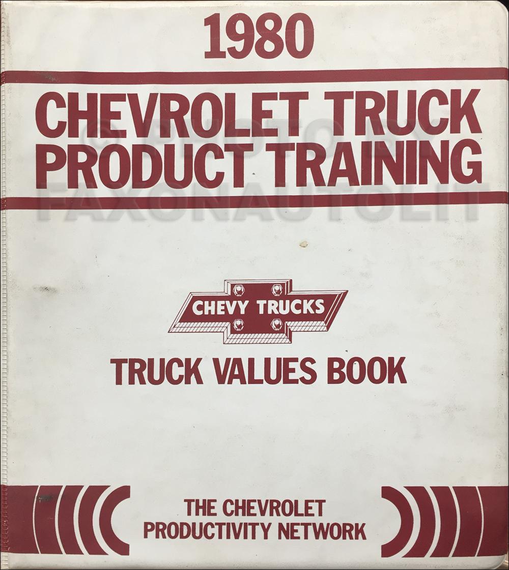 1980 chevy c20 value