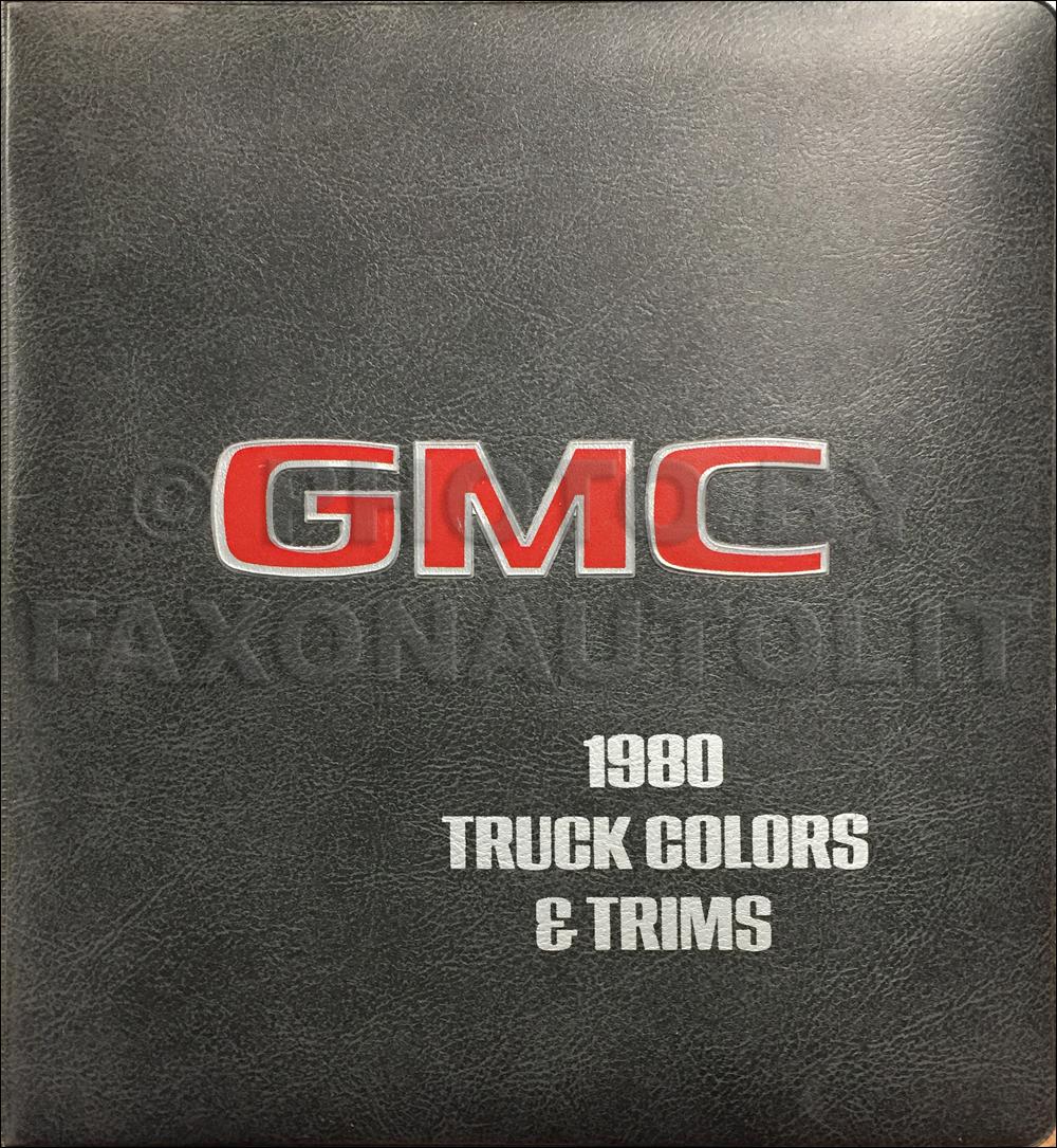 1980 Chevrolet And Gmc Medium Duty C50 C60 C70 Gas Wiring Diagram Original C5000 C6000 C7000