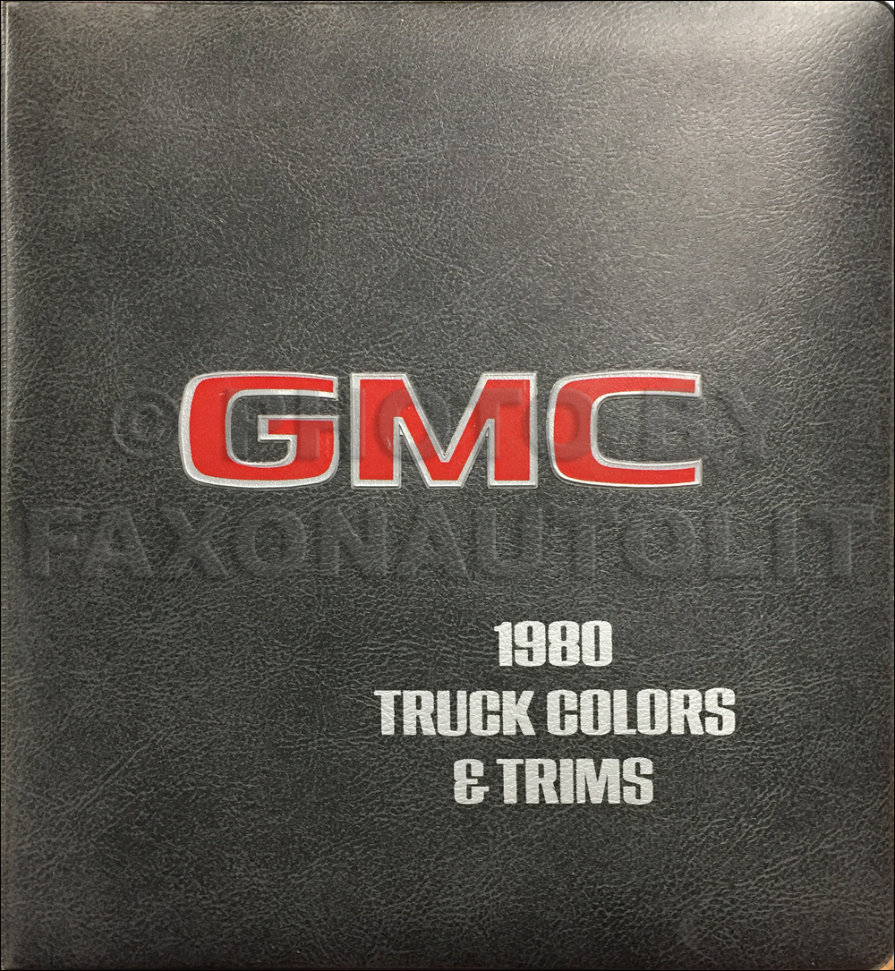 1980 Chevrolet And Gmc Medium Duty C50 C60 C70 Gas Wiring