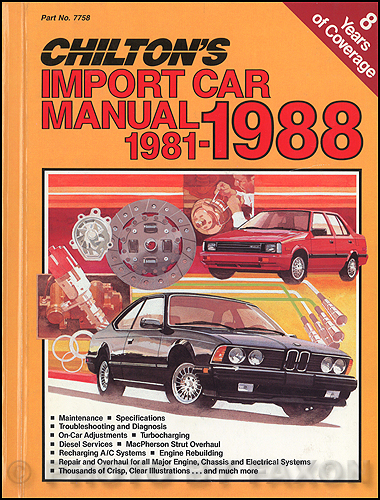 1977-1983 Motors US Auto Repair Manual