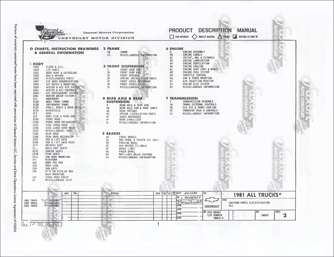 The History Of Fords Iconic Flathead Engine additionally Vintage Harley Davidson Wiring Diagrams besides Corvair Engine Diagram further Engine Casting Number Location in addition 53wagon. on 1946 chevy truck wiring diagram