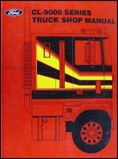 Ford L-Series Truck Service Manuals - Shop, Owner ...
