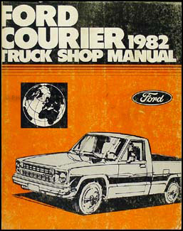 1983 ford courier workshop manual free owners manual u2022 rh wordworksbysea com 1977 Ford Courier Ford Courier Van