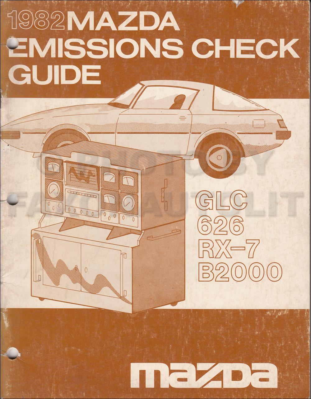 search rh faxonautoliterature com 1985 Mazda 1980 Mazda