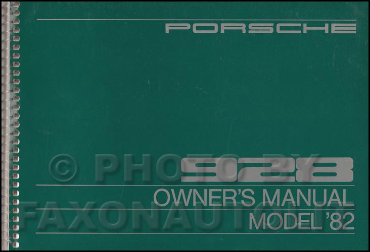 search rh faxonautoliterature com 1981 porsche 928 owner's manual porsche 928 owners manual pdf