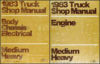 1983FordMediumHeavyTruckORMSet search Ford F700 Wiring Diagrams at crackthecode.co