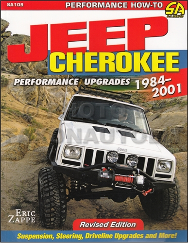 1984-2001 Jeep Cherokee Performance Upgrades