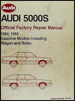 audi bentley repair manuals