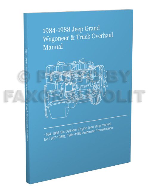 1984 88AMCJeepGrandWagoneerTruckROHp3D search 1987 jeep grand wagoneer wiring diagram at edmiracle.co
