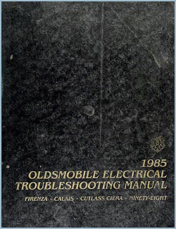 1985 olds electrical manual 98 cutlass ciera calais. Black Bedroom Furniture Sets. Home Design Ideas