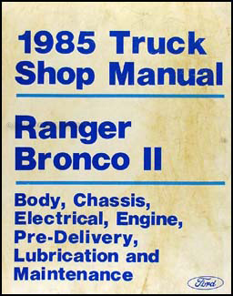 1985RangerBroncoIIORM 1985 ford ranger and bronco ii electrical troubleshooting manual 1985 ford ranger wiring diagram at soozxer.org