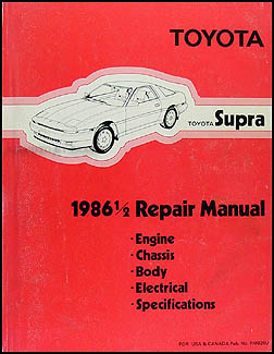 1986 Toyota Air Conditioning Fundamentals and Repairs ...