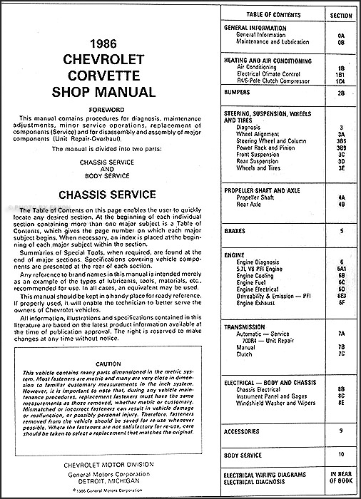 1986 corvette wiring diagram pdf 1986 cherokee wiring diagram