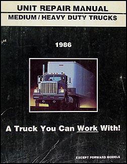 1986 chevrolet and gmc medium duty c50 c60 c70 gas wiring 89 chevy truck wiring diagram